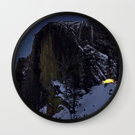 The Diving Board Wall Clock