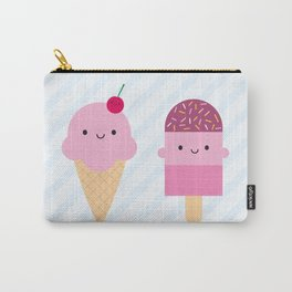 Summer Ice Cream Treats Carry-All Pouch