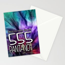 (UnOfficial) Piece of Mind Found at 555 Pantano Stationery Cards