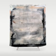 The One Day Abstract Shower Curtain
