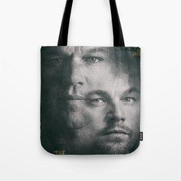 The Departed, Martin Scorsese movie poster, Leonardo DiCaprio, Matt Damon, american mafia film Tote Bag