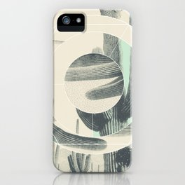 Saguaro Sun iPhone Case