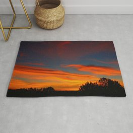 Sunrise Haven Rug