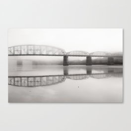 Rivers Bend Canvas Print