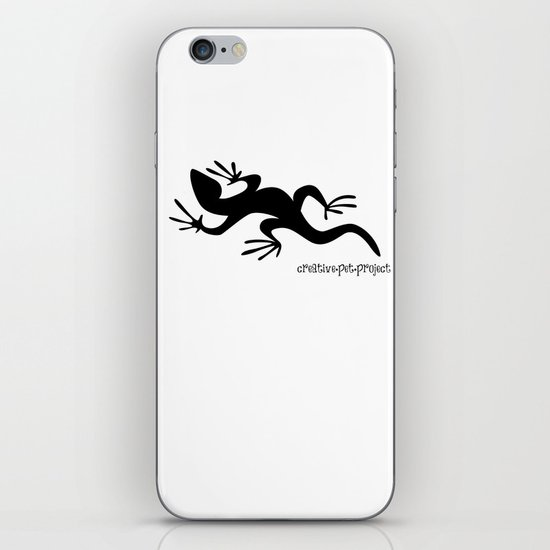Lizard iPhone & iPod Skin