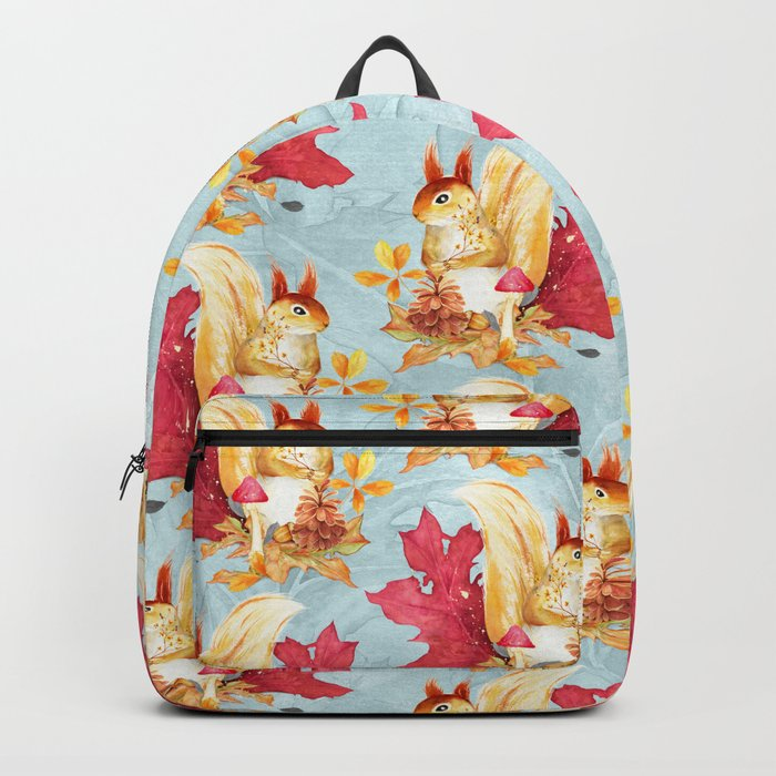 Autumn leaves #33 Backpack