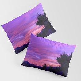 Desert Sunset - Mormon Mountains Wilderness, Nevada Pillow Sham