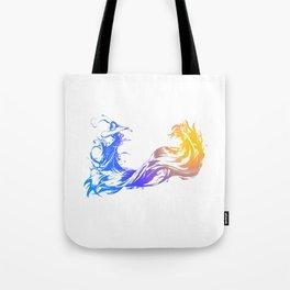 Final Fantasy X Tote Bag