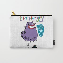 Fat Cat Carry-All Pouch