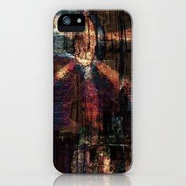 Rays iPhone Case