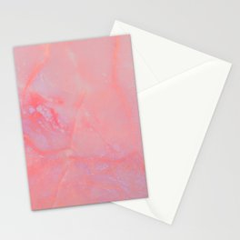 Summer Marble Stationery Cards