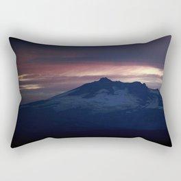 Jefferson at Sunset Rectangular Pillow