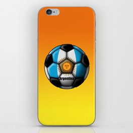 Argentina Ball iPhone Skin