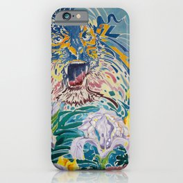 Tiger Lily II iPhone Case