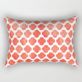 Moroccan Blush  Rectangular Pillow