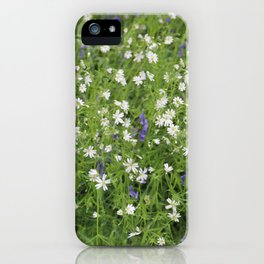 Long Live the Weeds iPhone Case