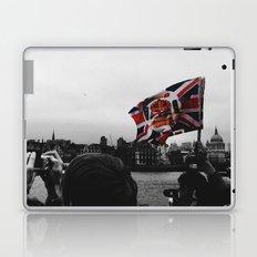 Jubilee Flag Laptop & iPad Skin
