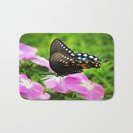 Swallow Tail Butterfly Bath Mat