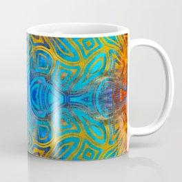 The Easter Bunny Visual Enigma II Coffee Mug