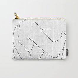 étreindre Carry-All Pouch