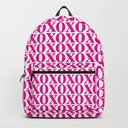 Pink XOXO Backpack