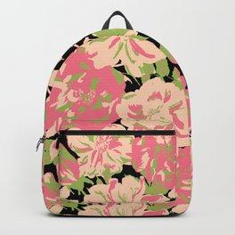 Big Wild roses Backpack