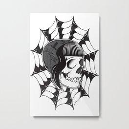 Sweetheart (White) Metal Print