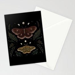 Saturnia Pavonia Stationery Cards