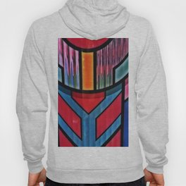 Colorful Art Deco (ish) Hoody