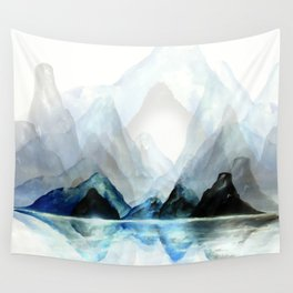 Milford sound Wall Tapestry