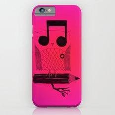 Owl Night Long iPhone 6s Slim Case