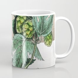 Humulus lupulus Coffee Mug