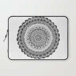 Zendala - Zentangle®-Inspired Art - ZIA 39 Laptop Sleeve