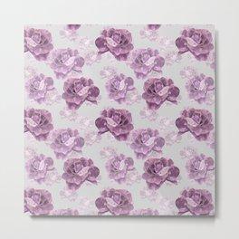 Zephyr roses Metal Print