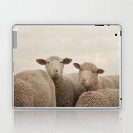 Smiling Sheep  Laptop & iPad Skin