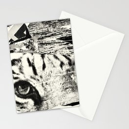 Tears of the tiger Stationery Cards