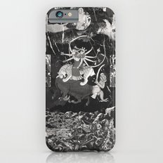 The Void Tigers' Last Smiling Crawl Towards A Long Dead God Slim Case iPhone 6s