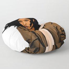 Hair Floor Pillow