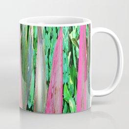 359 - Abstract Plant Design Coffee Mug