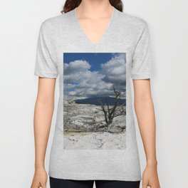 Minerva Spring and Terrace Unisex V-Neck