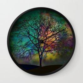 Celestial Phenomenon Wall Clock