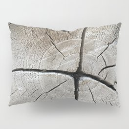 dry wood branch Pillow Sham