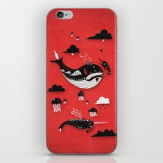 Badasses Roaming The Skies iPhone & iPod Skin