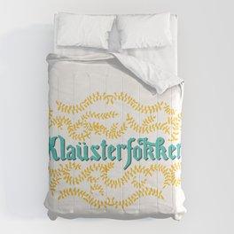 Klausterfokken  Comforters