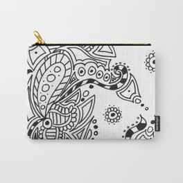Random Thoughts Carry-All Pouch