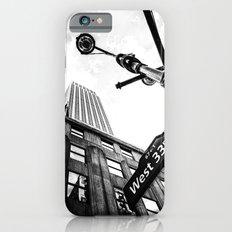 West 33rd street Slim Case iPhone 6s