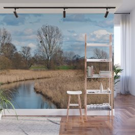 Rural Idyll Sound Wall Mural