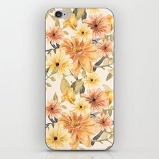 Flowers 121 iPhone Skin