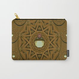 Peace is cool again and meditative seascapes Carry-All Pouch