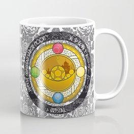 Sailor Moon - Crystal Transformation Brooch Coffee Mug